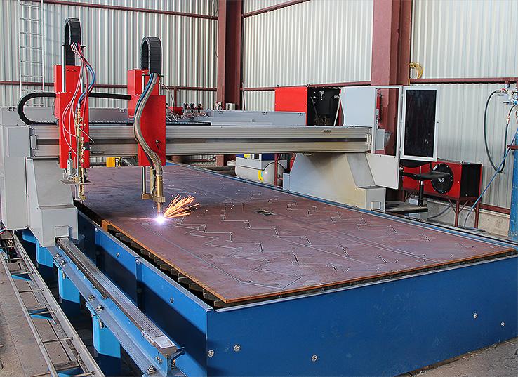 Лазерный станок с чпу по металлу: устройство, производители