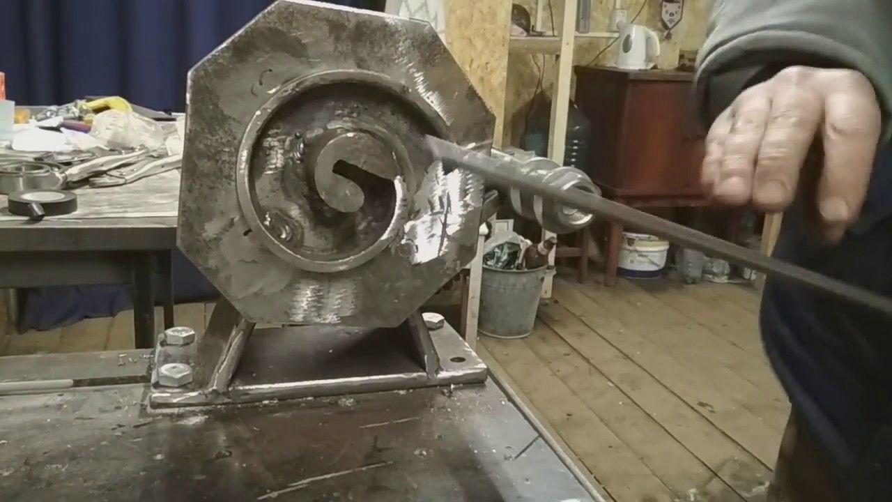 Художественная ковка металла своими руками