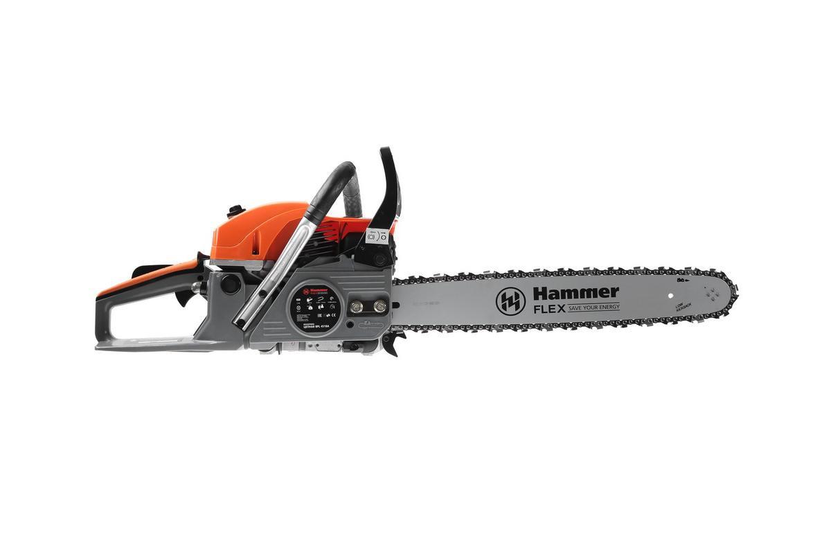 Бензопилы hammer: обзор популярных моделей, отзывы