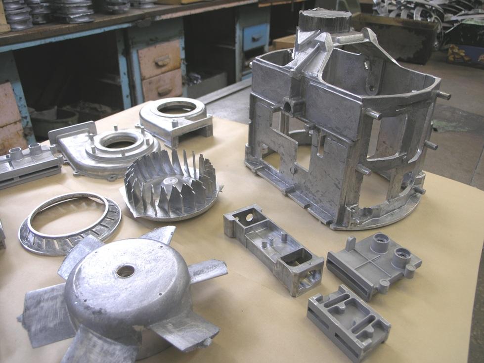 Литье алюминия: технология и оборудование