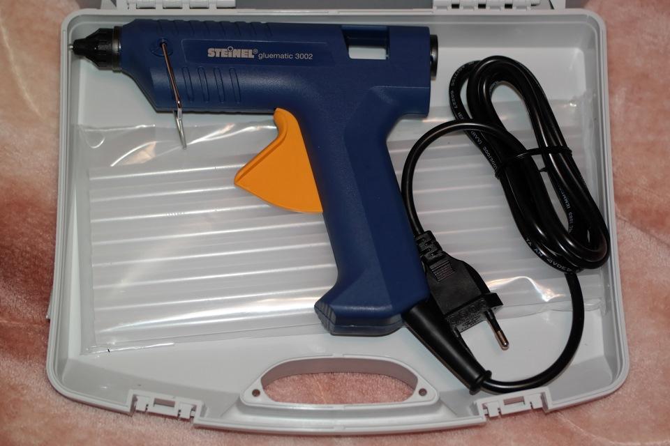Как выбрать клеевой пистолет и правильно им пользоваться
