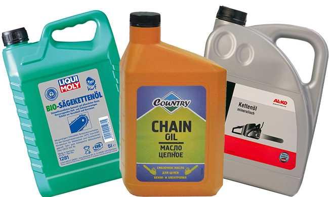 Какое масло штиль выбрать для бензопилы