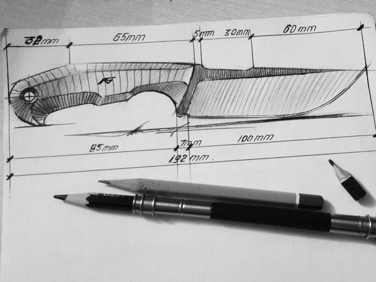 Как сделать ручку для ножа, необходимые материалы и способы крепления