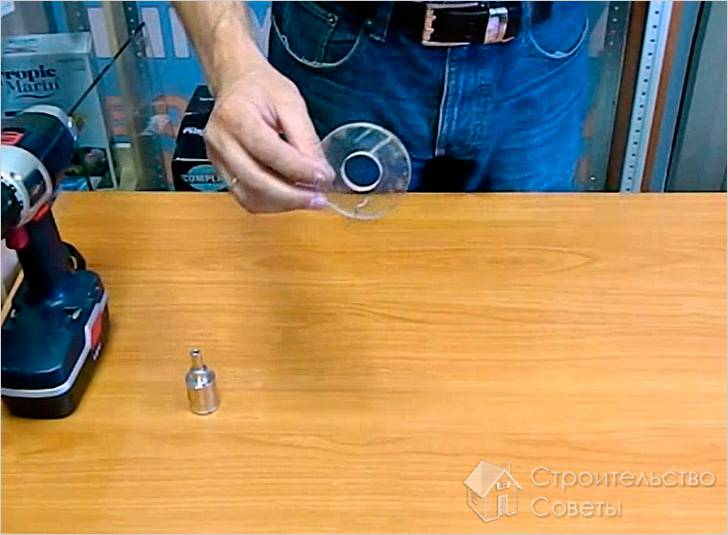 Как сделать отверстие в стекле, в том числе закаленном: пошаговая инструкция