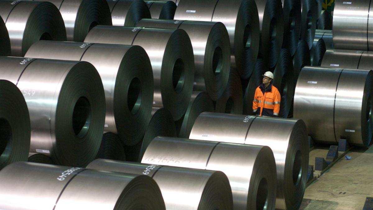Открытие цеха по производству продукции из нержавеющей стали