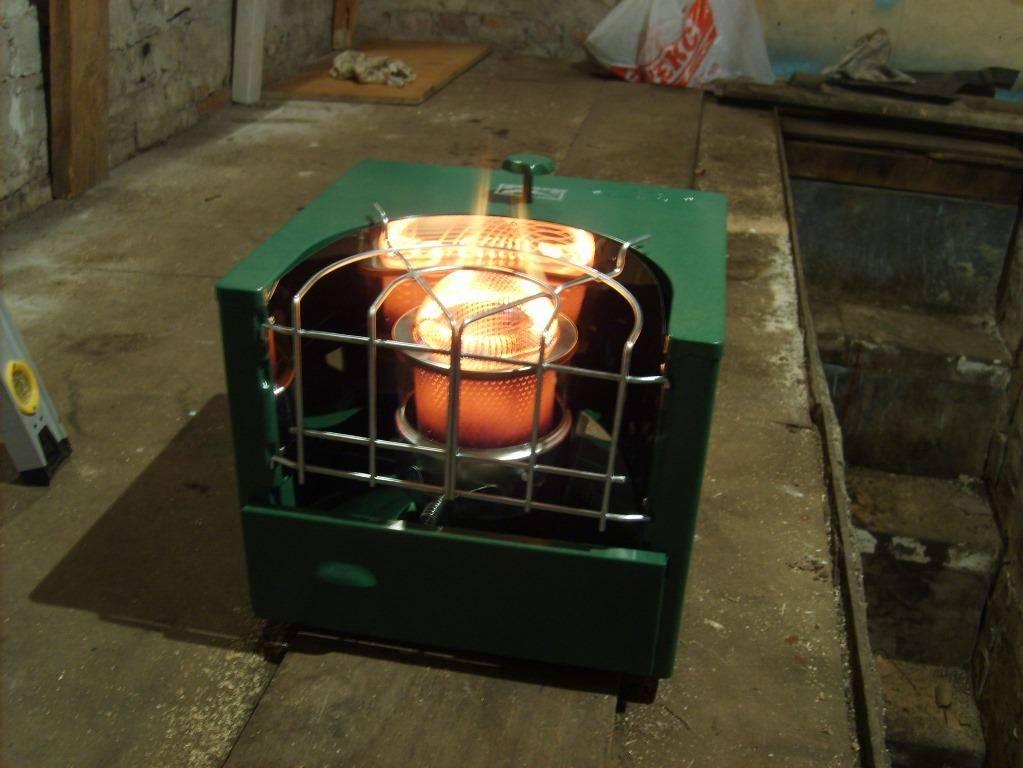 Печка на солярке, постройка агрегата на дизельном топливе своими руками