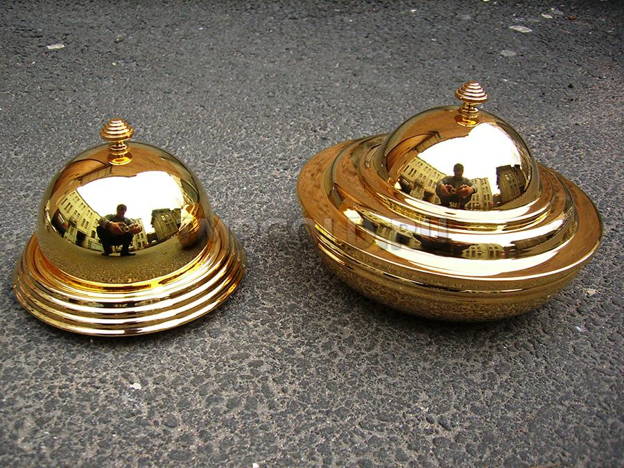 Способы нанесения золотого покрытия на серебро в домашних условиях
