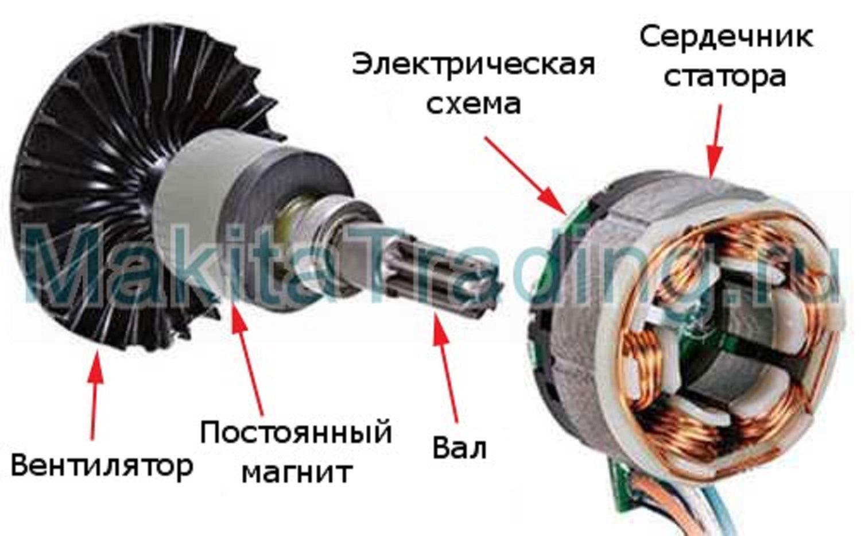 Щеточный или бесщеточный шуруповерт: какой лучше, в чем разница, как работает бесщеточный двигатель