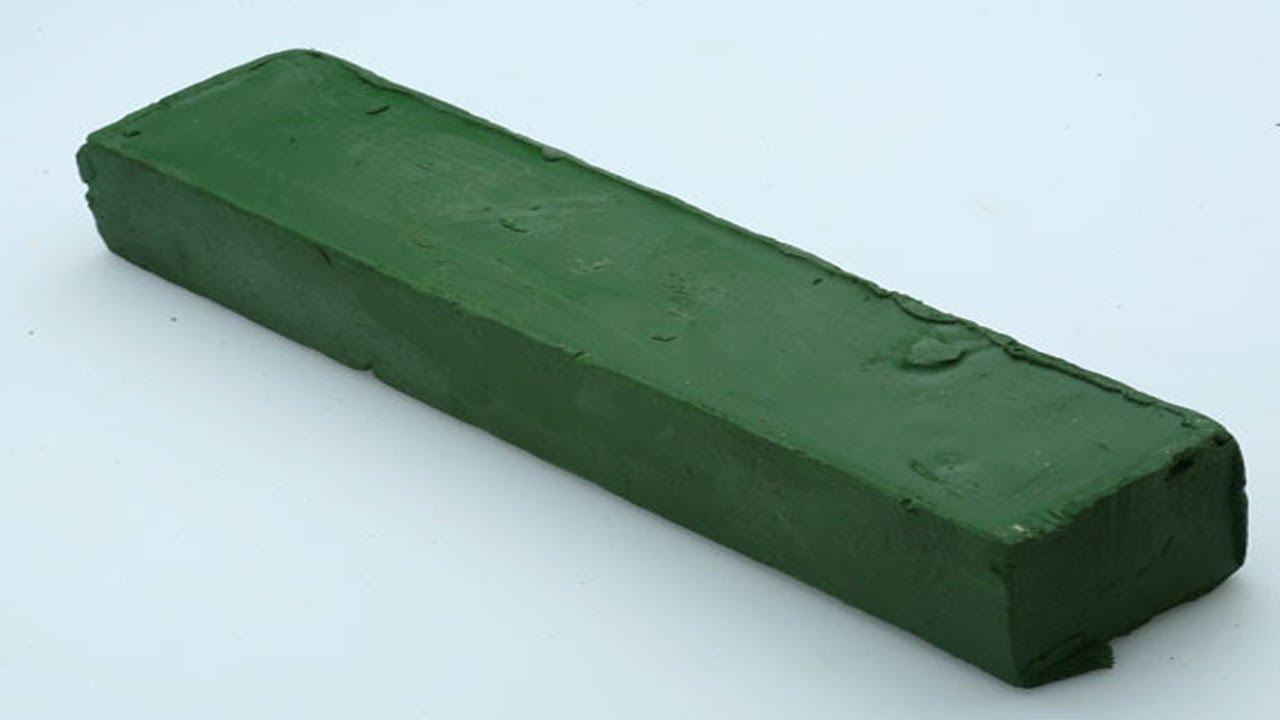 Полировальная паста для металла: виды полировок и их особенности