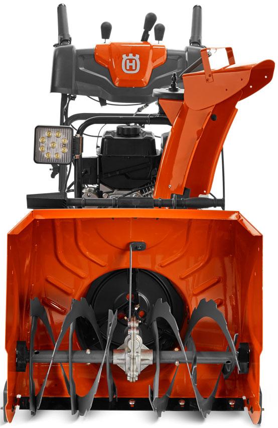 Снегоуборщик бензиновый husqvarna st230p технические характеристики, цена, отзывы владельцев