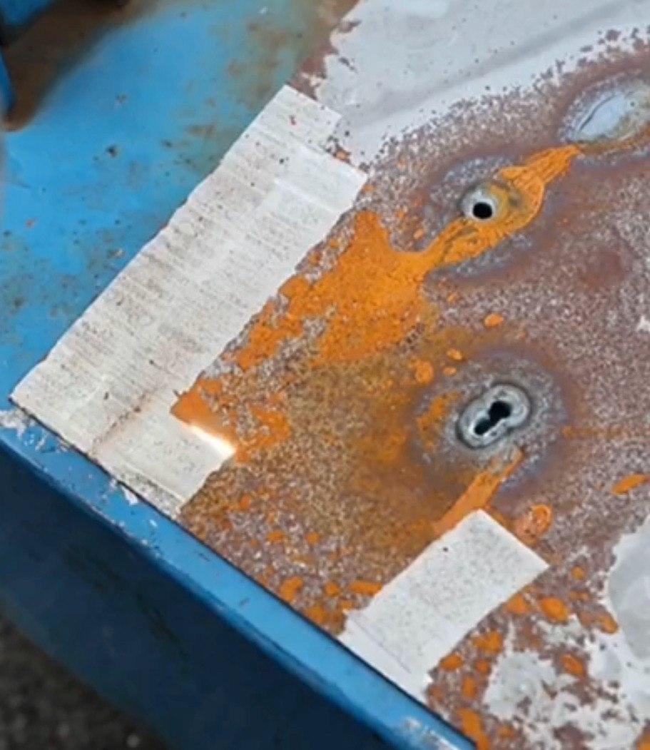 Оборудование для лазерной очистки металла от ржавчины – разновидности и особенности