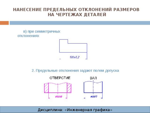 Гост 2.308-79 ескд. указание на чертежах допусков формы и расположения поверхностей