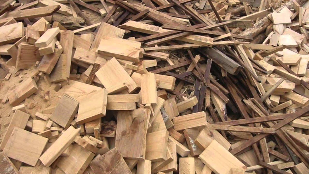 Переработка отходов древесины как выгодный бизнес