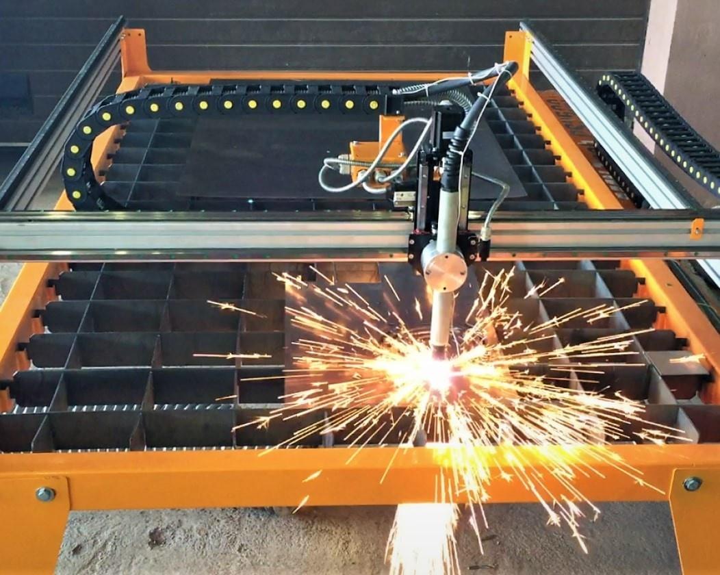 Режем металл плазменной технологией