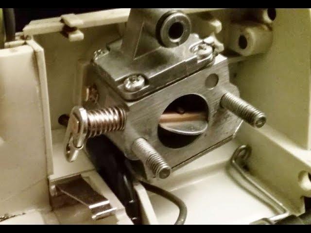 Основные неисправности бензопил штиль и инструкции по ремонту своими руками