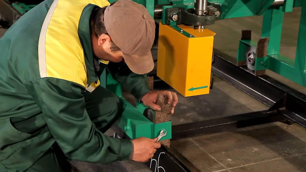 Оцилиндровочный станок: оборудование для оцилиндровки бревна своими руками в домашних условиях, самодельные станки и для производства