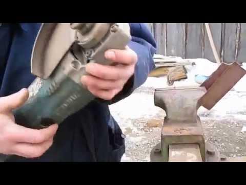 Как открутить зажатый диск болгарки: реверс, нагрев, постукивание