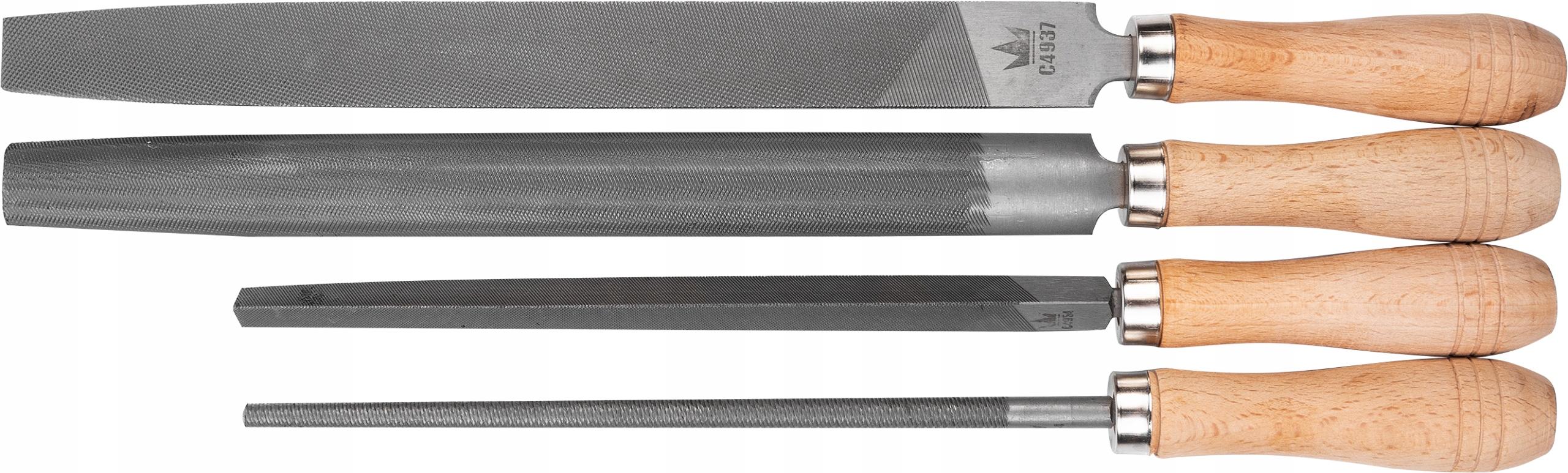 Напильники по металлу: классификация и виды