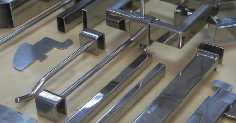 Технология монтажа нержавеющих труб
