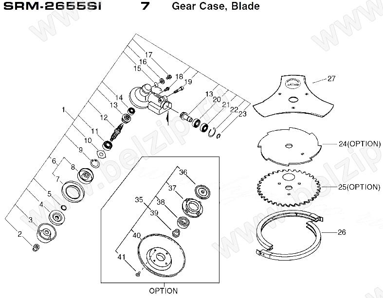 Как разобрать, смазать, заменить или провести ремонт редуктора триммера своими руками - kupihome.ru