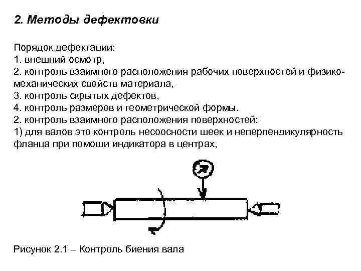 Методы и средства контроля резьбы