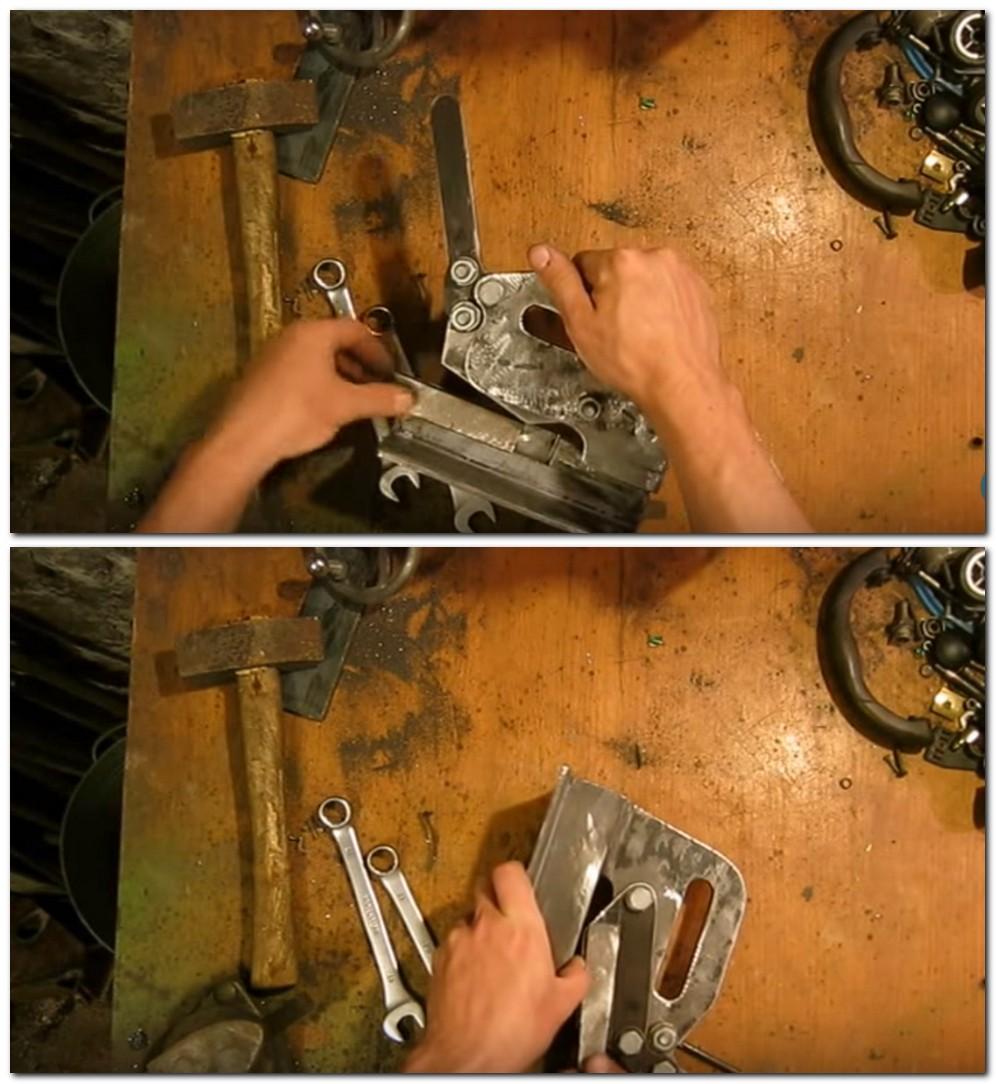 Рубка металла на гильотине. виды, особенности, инструкция