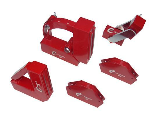 Угловые магниты для сварки: разновидности, особенности при выборе угольника для сварочных работ
