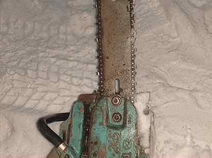Бензопила тайга 245: надежная пила производства зид