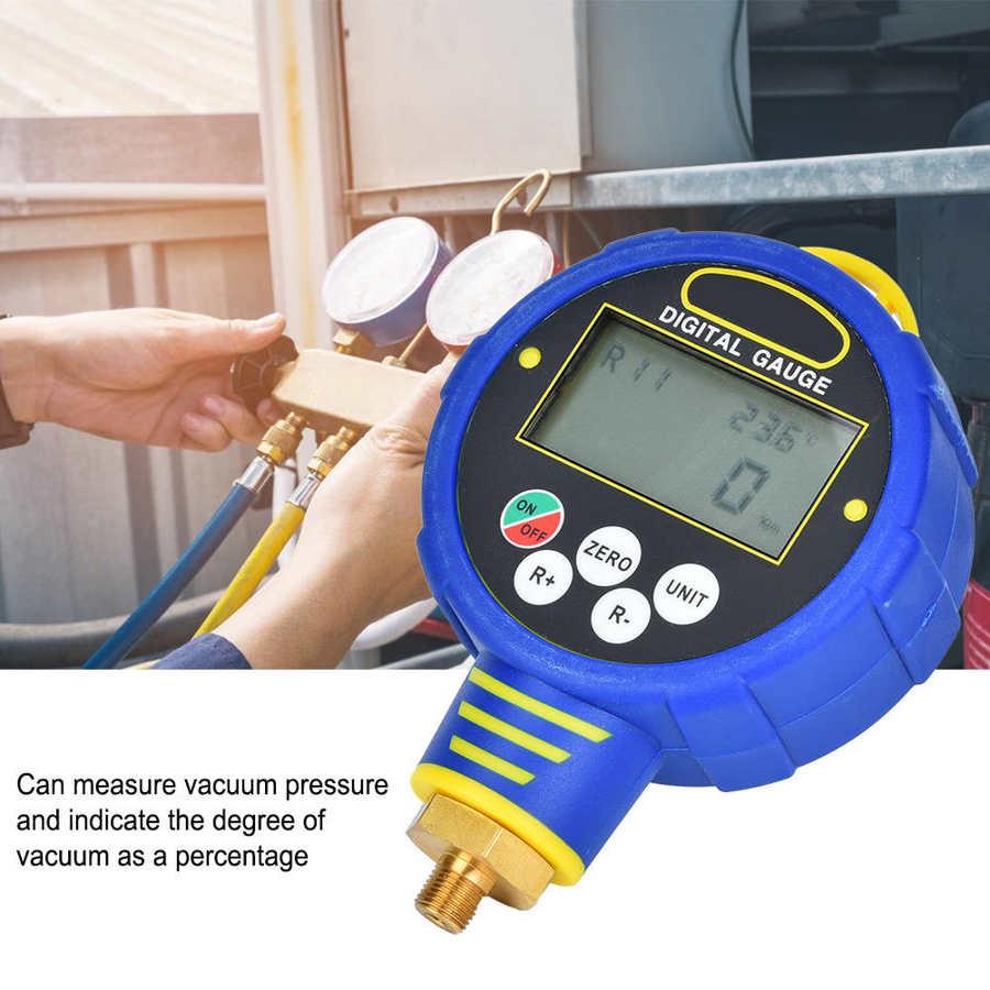 Цифровой манометр давления: параметры, назначение, применение