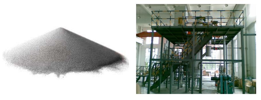 Производство порошков | металлургический портал metalspace.ru