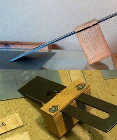 Пошаговая заточка ножей для рубанка своими руками: видеоинструкция