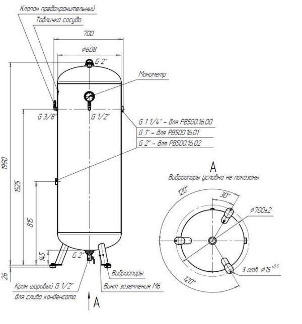 Компрессорная установка: устройство, работа и схема.