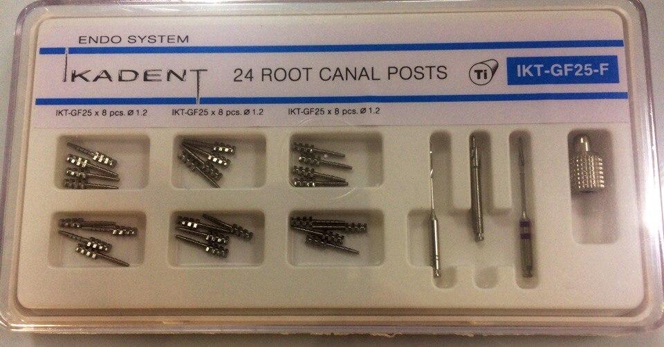 Штифты: виды штифтов и их преимущества  | dentales