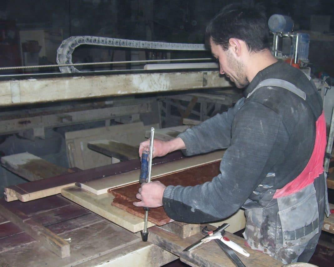 Искусственный мрамор: производство литьевым и гипсовым методом, изготовление камня из бетона своими руками