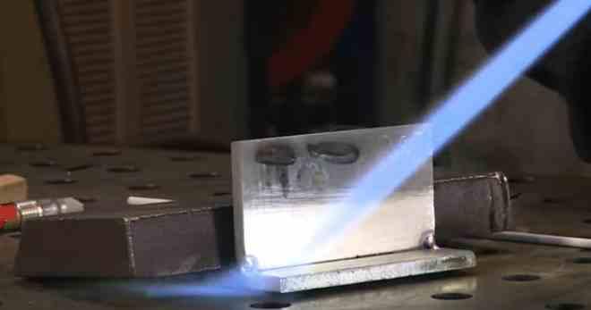 Примитивная сварка алюминия в домашних условиях