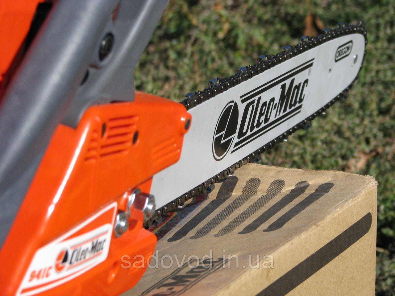 Бензопила oleo-mac 941 c-16 - описание модели, характеристики, отзывы