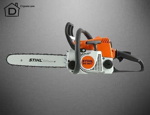 Бензопила штиль-180: инструкция и руководство по эксплуатации и технические характеристики stihl ms-180, устройство и схема