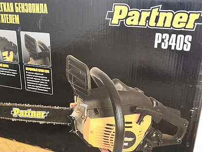 Бензопила «partner» p340s: плюсы, минусы и технические характеристики