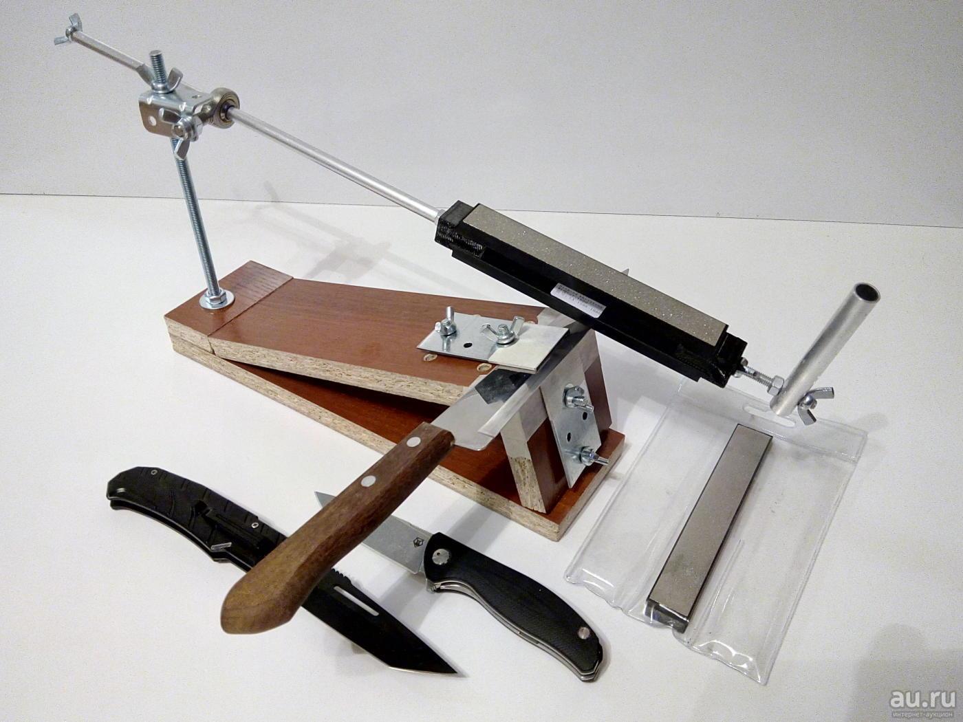 Изготовление станка для заточки ножей своими руками в домашних условиях