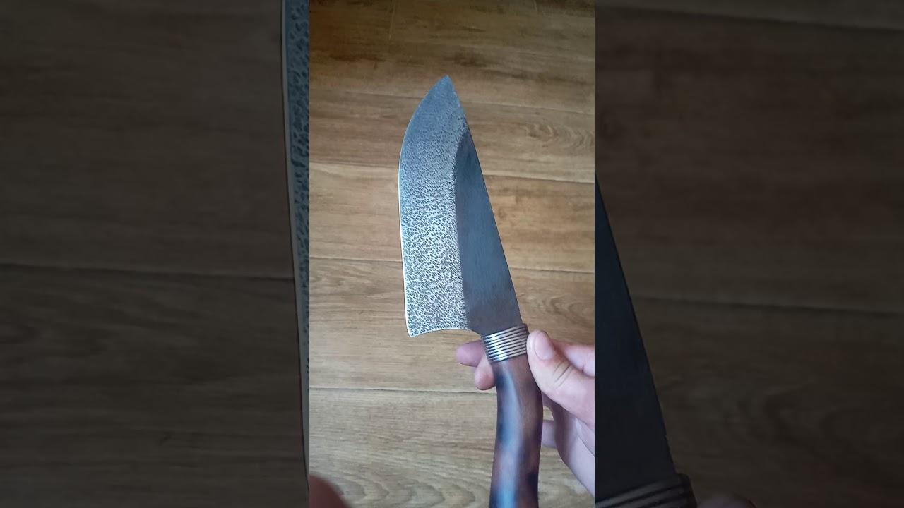 Изготовление ножа из напильника своими руками в домашних условиях
