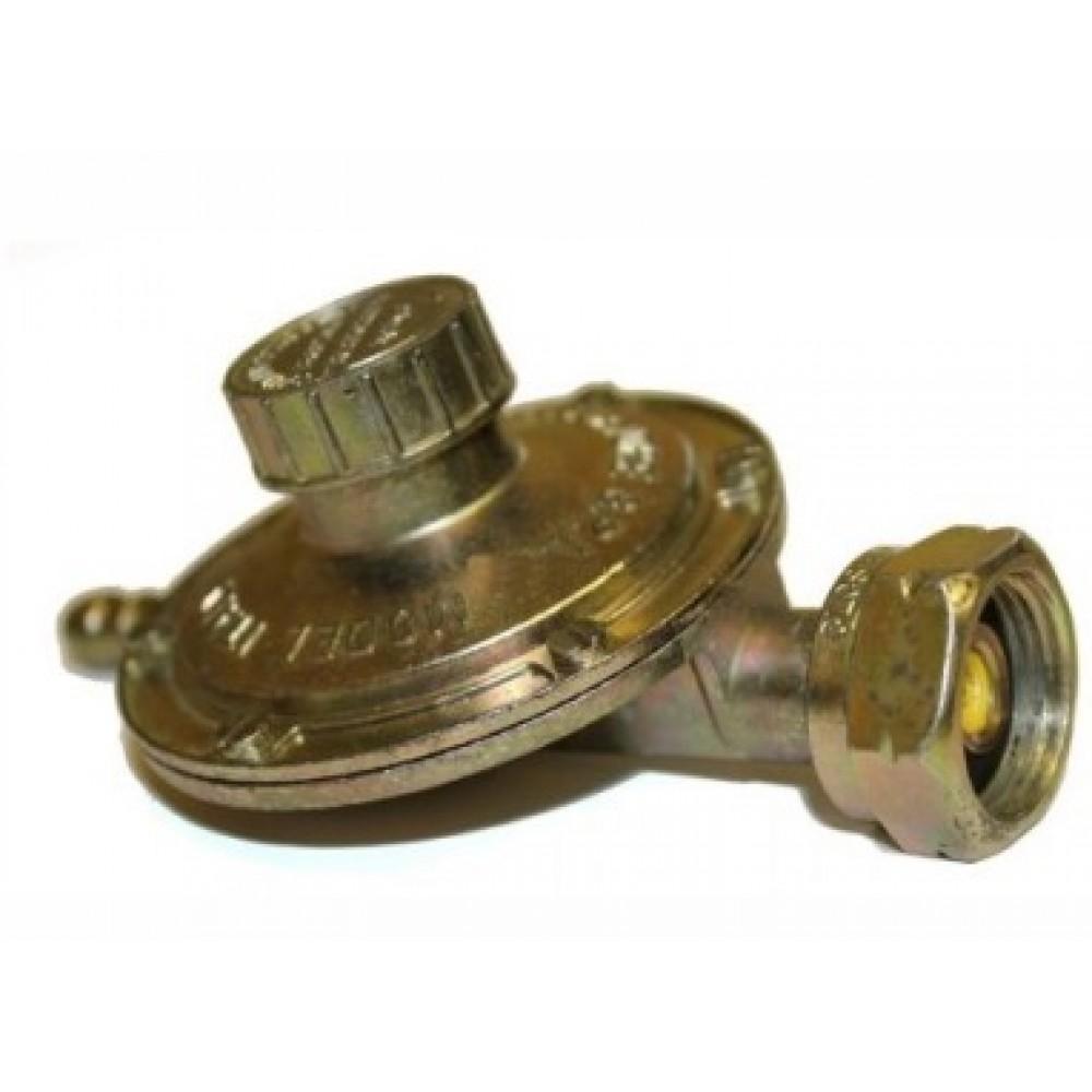 Редуктор для газового баллона: бытовой, пропановый с регулятором