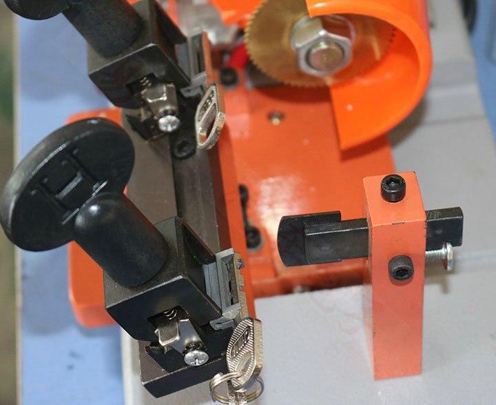 Станок для изготовления ключей своими руками - о металле