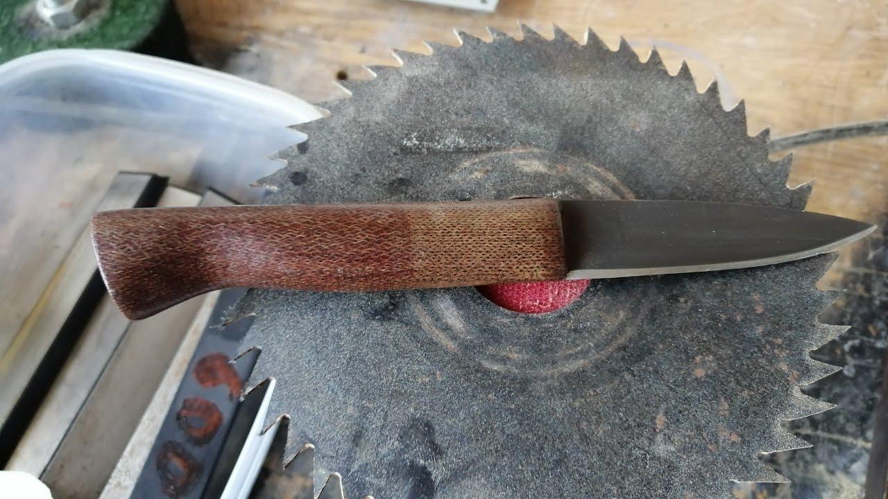 Как правильно закалить нож в домашних условиях: пошаговая инструкция