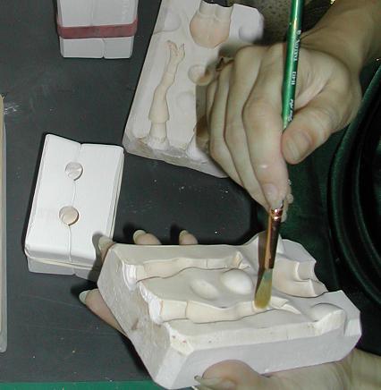 Как сделать силиконовую форму для заливки гипса своими руками