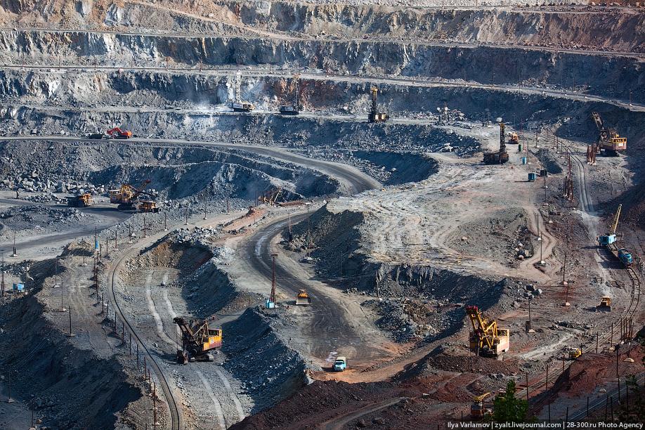 Медная руда – природное сырье для добычи меди