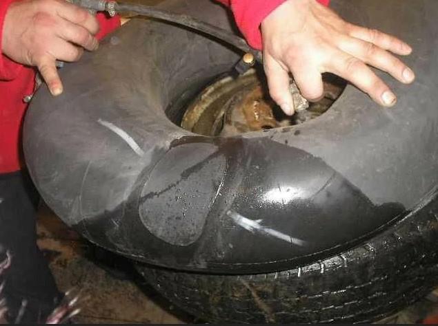 Как размягчить резину в домашних условиях - металл