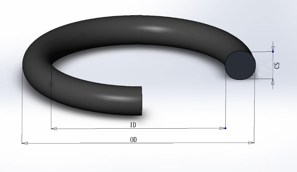 Маркировка резиновых колец. уплотнительные кольца, их характеристики и сферы применения