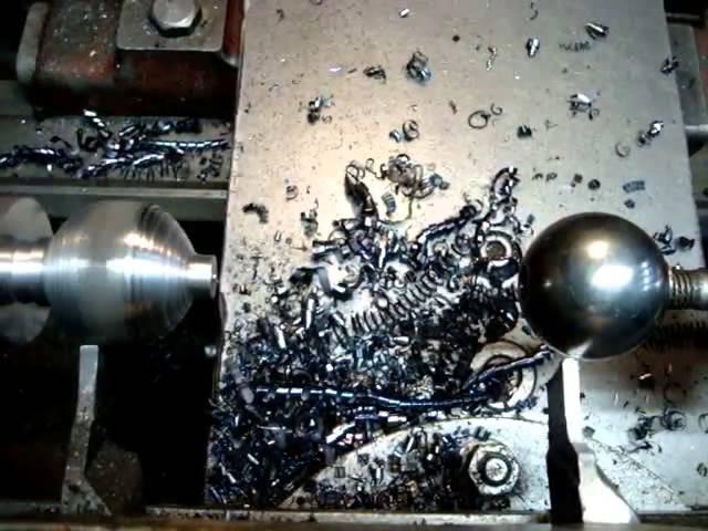 Как выточить конус на токарном станке