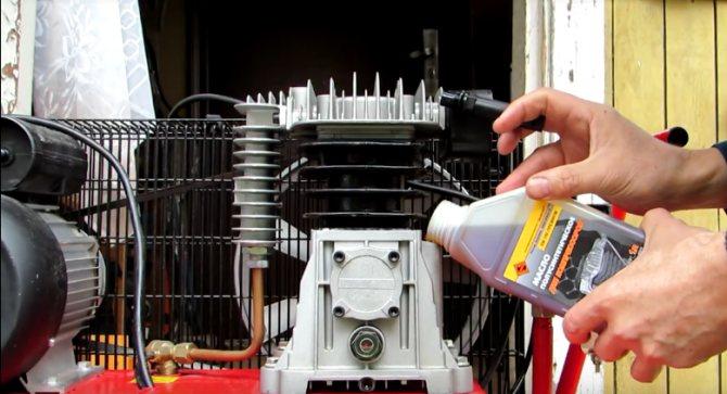 Масло для винтовых компрессоров: свойства, функции, как заменить