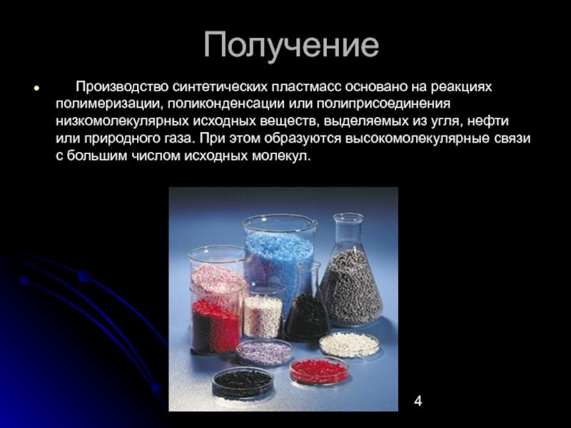 Органические полимеры
